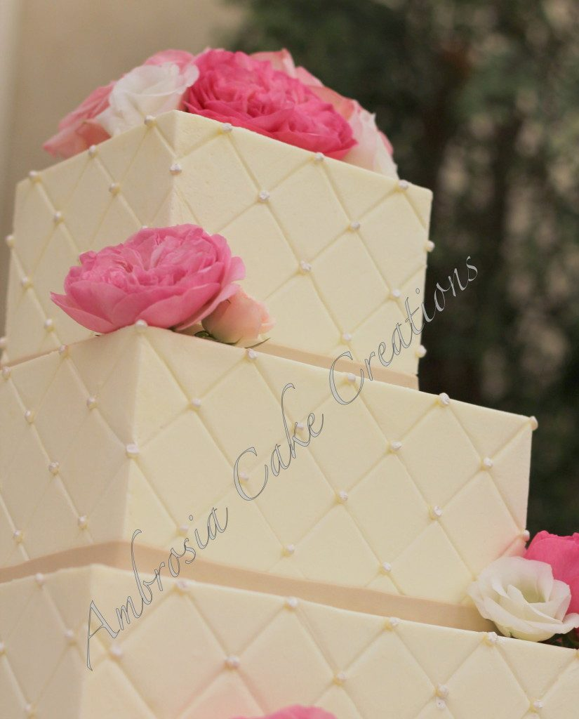 Wedding Cakes Archives - Page 3 of 4 - Ambrosia Cake Creations
