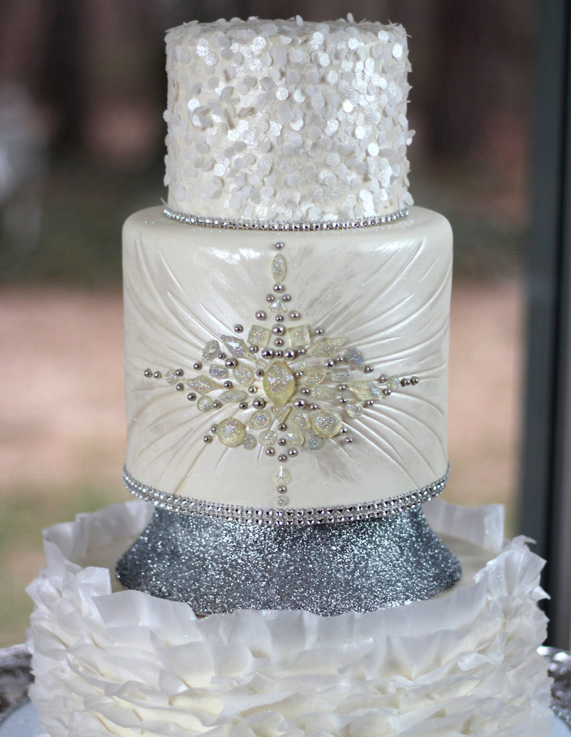 wedding cakes with jewels one of a cakes trends news and photos triangle 26047